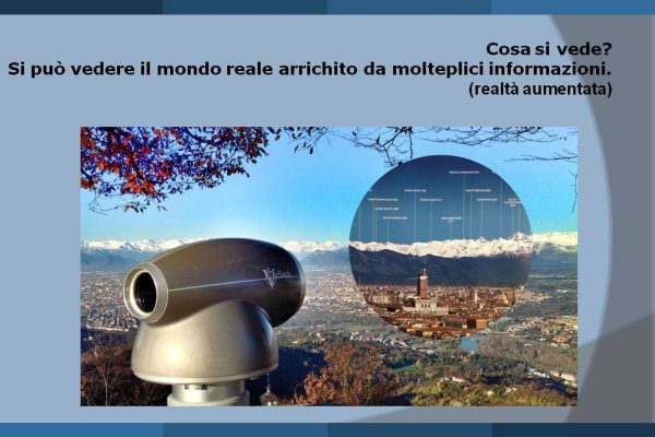 Infoscopio vellardi visuale esplicativa
